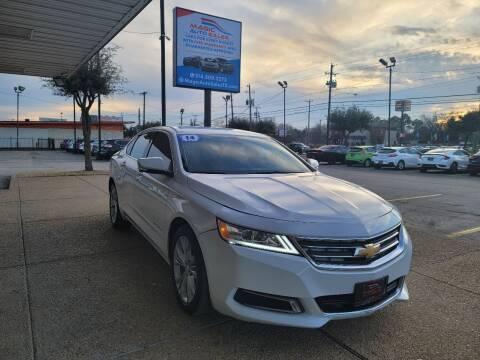 2014 Chevrolet Impala for sale at Magic Auto Sales in Dallas TX