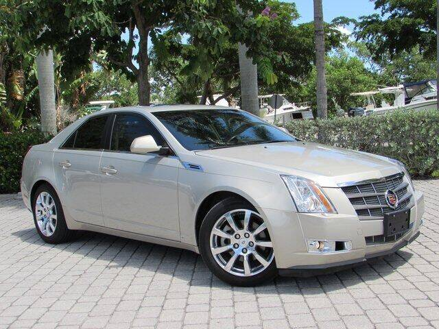 2008 Cadillac CTS for sale at Auto Quest USA INC in Fort Myers Beach FL