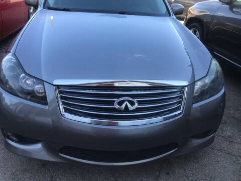 2010 Infiniti M35 for sale at Car Kings in Cincinnati OH