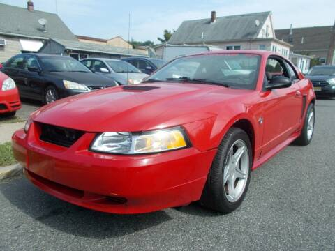 1999 Ford Mustang for sale at Mercury Auto Sales in Woodland Park NJ