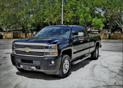 2016 Chevrolet Silverado 3500HD for sale at Easy Deal Auto Brokers in Hollywood FL
