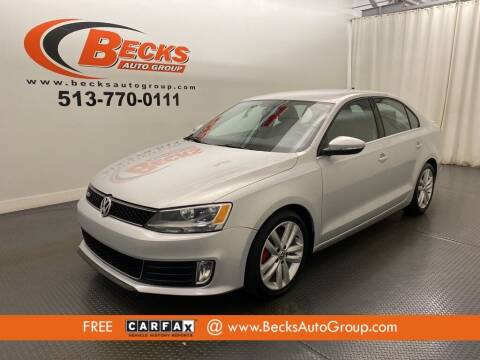 2012 Volkswagen Jetta for sale at Becks Auto Group in Mason OH