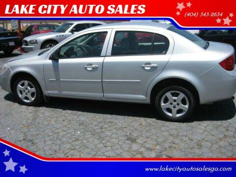 2006 Chevrolet Cobalt for sale at LAKE CITY AUTO SALES in Forest Park GA