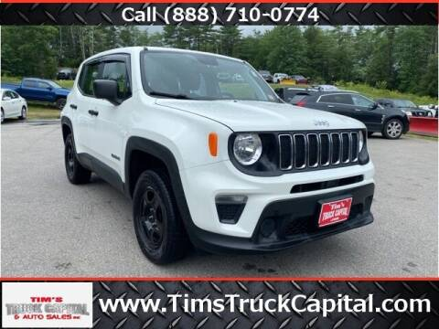 2019 Jeep Renegade for sale at TTC AUTO OUTLET/TIM'S TRUCK CAPITAL & AUTO SALES INC ANNEX in Epsom NH