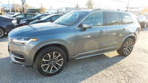 2017 Volvo XC90 for sale at Unlimited Auto Sales in Upper Marlboro MD