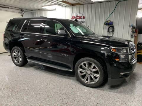 2016 Chevrolet Tahoe for sale at D-Cars LLC in Zeeland MI