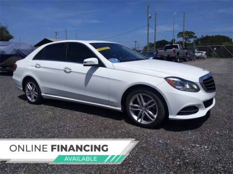 2014 Mercedes-Benz E-Class for sale at Car Spot Of Central Florida in Melbourne FL