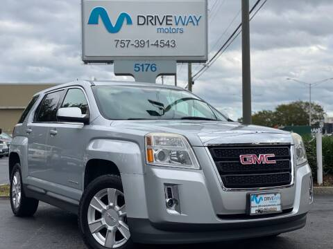 2013 GMC Terrain for sale at Driveway Motors in Virginia Beach VA