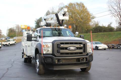 2012 Ford F-550 Super Duty for sale at Baldwin Automotive LLC in Greenville SC