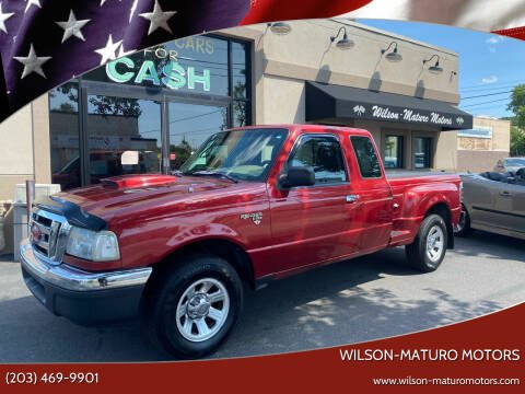 2004 Ford Ranger for sale at Wilson-Maturo Motors in New Haven CT