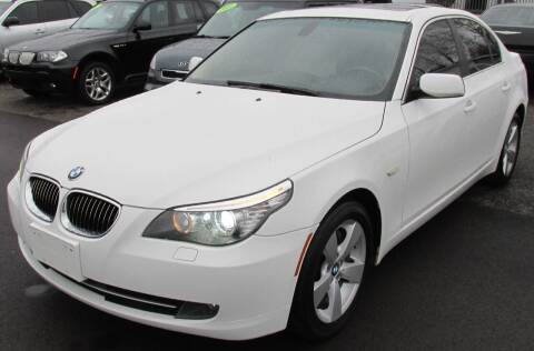 2008 BMW 5 Series for sale at Express Auto Sales in Lexington KY