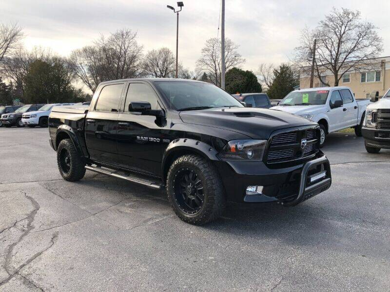 2012 RAM Ram Pickup 1500 for sale at WILLIAMS AUTO SALES in Green Bay WI