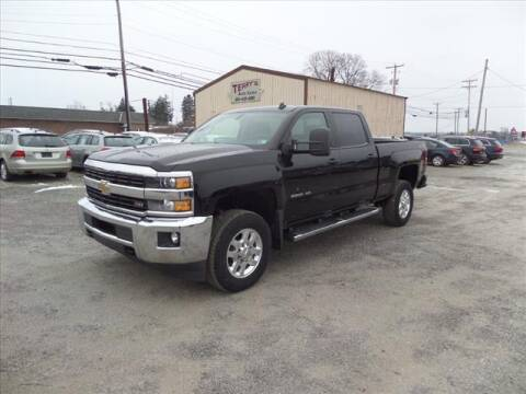 2015 Chevrolet Silverado 2500HD for sale at Terrys Auto Sales in Somerset PA