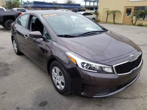 2018 Kia Forte for sale at Approved Autos in Bakersfield CA