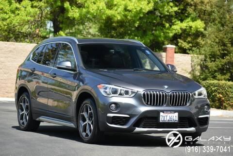 2017 BMW X1 for sale at Galaxy Autosport in Sacramento CA