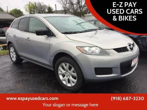2007 Mazda CX-7 for sale at E-Z Pay Used Cars - E-Z Pay Cars & Bikes in McAlester OK