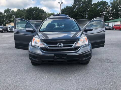 2010 Honda CR-V for sale at Morristown Auto Sales in Morristown TN