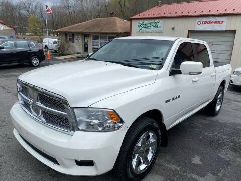 2009 Dodge Ram Pickup 1500 for sale at THE AUTOMOTIVE CONNECTION in Atkins VA