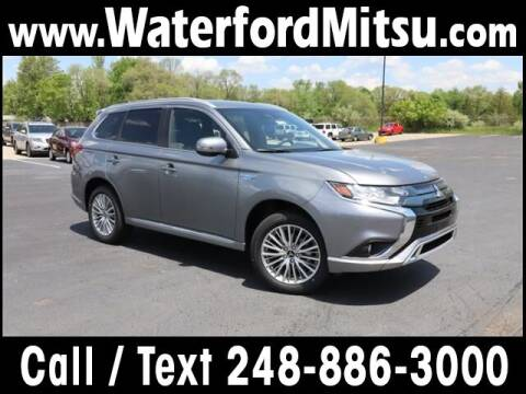 2020 Mitsubishi Outlander PHEV for sale at Lasco of Waterford in Waterford MI