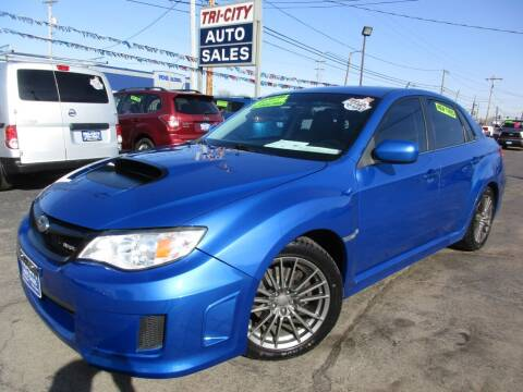 2014 Subaru Impreza for sale at TRI CITY AUTO SALES LLC in Menasha WI