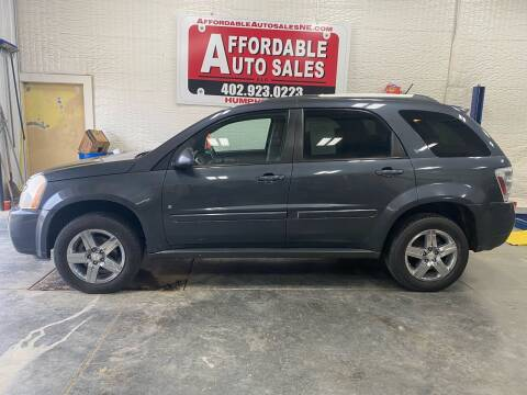 2009 Chevrolet Equinox for sale at Affordable Auto Sales in Humphrey NE