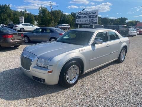 2006 Chrysler 300 for sale at Jackson Automotive in Smithfield NC