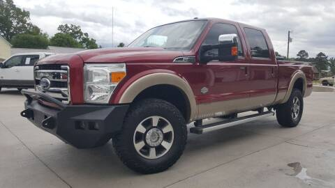2014 Ford F-350 Super Duty for sale at Crossroads Auto Sales LLC in Rossville GA