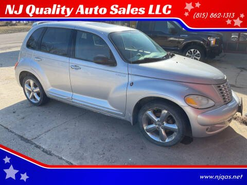 2005 Chrysler PT Cruiser for sale at NJ Quality Auto Sales LLC in Richmond IL