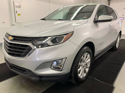 2018 Chevrolet Equinox for sale at TOWNE AUTO BROKERS in Virginia Beach VA