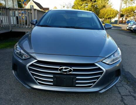 2017 Hyundai Elantra for sale at Life Auto Sales in Tacoma WA