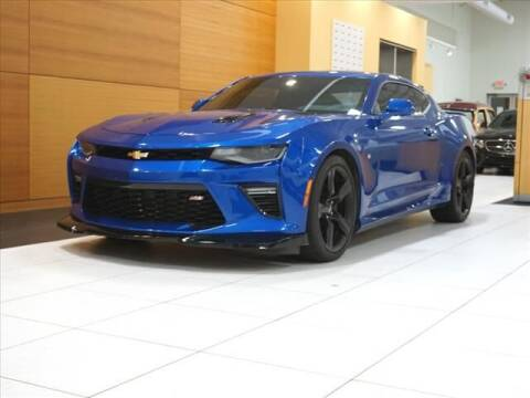 2017 Chevrolet Camaro for sale at Mercedes-Benz of North Olmsted in North Olmstead OH