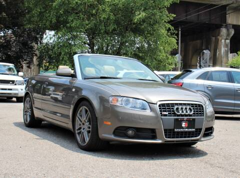 2009 Audi A4 for sale at Cutuly Auto Sales in Pittsburgh PA