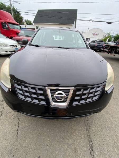 2008 Nissan Rogue for sale at AR's Used Car Sales LLC in Danbury CT