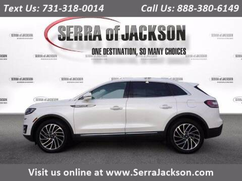 2019 Lincoln Nautilus for sale at Serra Of Jackson in Jackson TN