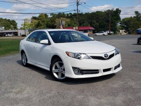 2014 Toyota Camry for sale at Auto Mart in Kannapolis NC