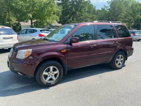 2008 Honda Pilot for sale at Tri State Auto Brokers LLC in Fuquay Varina NC