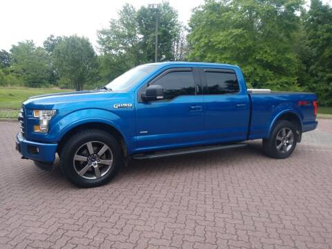 2016 Ford F-150 for sale at CARS PLUS in Fayetteville TN