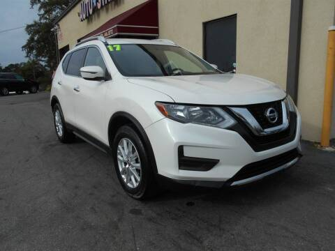 2017 Nissan Rogue for sale at AutoStar Norcross in Norcross GA