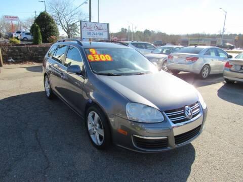 2009 Volkswagen Jetta for sale at Auto Bella Inc. in Clayton NC