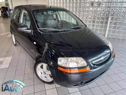 2006 Chevrolet Aveo for sale at iAuto in Cincinnati OH