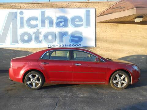 2012 Chevrolet Malibu for sale at Michael Motors in Harvey IL