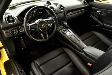 2018 Porsche 718 Cayman for sale at CU Carfinders in Norcross GA