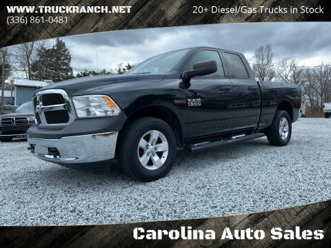 2016 RAM Ram Pickup 1500 for sale at Carolina Auto Sales in Trinity NC