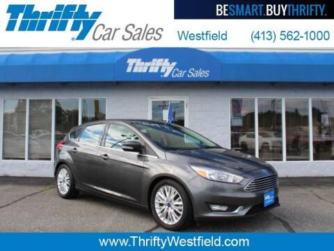 2018 Ford Focus for sale at Thrifty Car Sales Westfield in Westfield MA