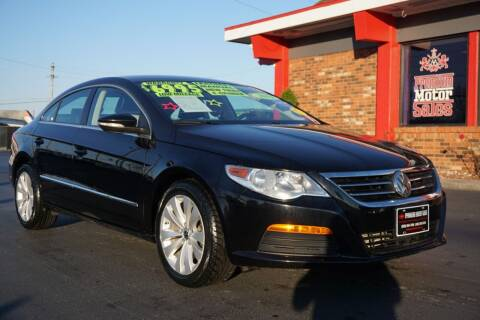 2011 Volkswagen CC for sale at Premium Motors in Louisville KY