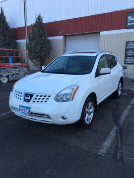 2008 Nissan Rogue for sale at Specialty Auto Wholesalers Inc in Eden Prairie MN