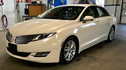 2013 Lincoln MKZ for sale at Reinecke Motor Co in Schuyler NE