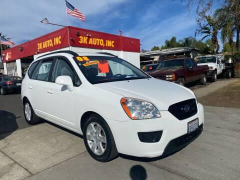 2008 Kia Rondo for sale at 3K Auto in Escondido CA