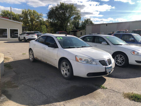 2009 Pontiac G6 for sale at Monte Motor Sales in Montevideo MN