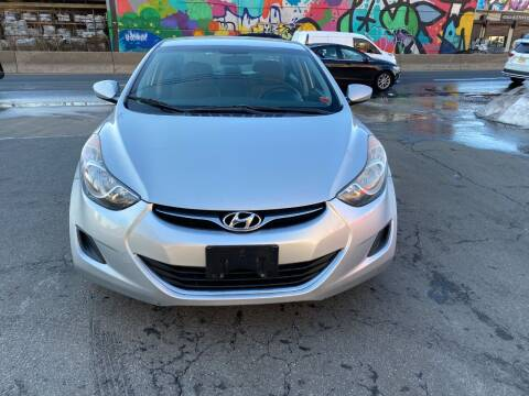 2011 Hyundai Elantra for sale at Exotic Automotive Group in Jersey City NJ